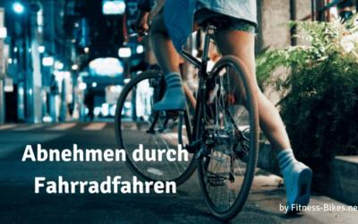 Abnehmen mit Fahrradfahren – So schaffst du es auch!