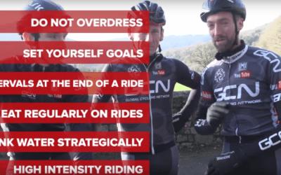 Schnell Gewicht verlieren durchs Biken – Tipps und Video