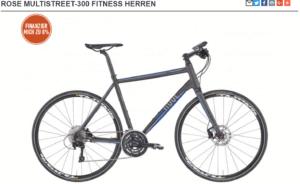 ROSE-Multistreet-300-Herren-Fitnessbike