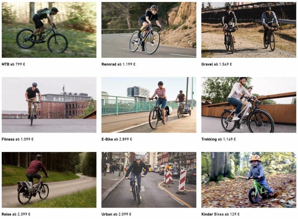 Fahrradfahren gesund? Das richtige Fitness Bike.