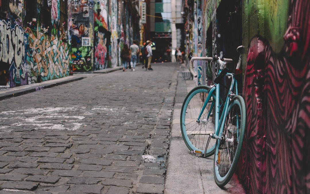 Fahrrad-richtig-abschliessen-fitness-bikes