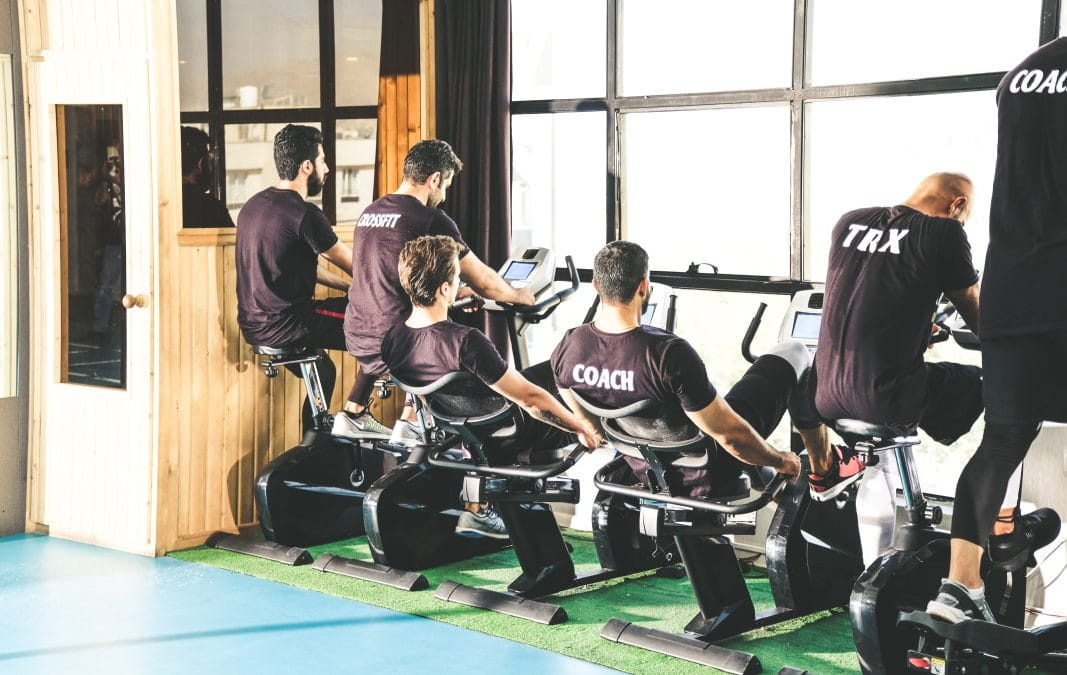 Welche Muskeln werden beim Fahrradfahren trainiert?