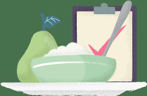 Dietitian Illustration 08
